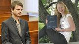 Vrah studentky z arboreta: Zbavil se majetku, aby nemusel platit odškodnění