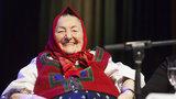 Královna lidových písní Šuláková: Zabila ji rychlá nemoc!