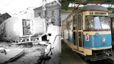35 let od největší tramvajové nehody v Praze: Zemřelo 7 lidí