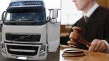 Rakušan přepadl českého řidiče kamionu: Dostal za to tři roky vězení