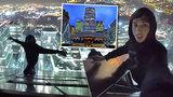 Šílení youtubeři vyšplhali na mrakodrap v Londýně: Z jejich videa dostanete závrať!