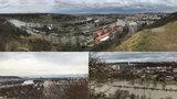 Nechoďte jen na profláknuté vyhlídky. Takto vypadá Praha ze 7 neznámých míst
