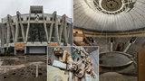 Opuštěný cirkus byl legendou, teď chátrá: Po rozpadu SSSR nejsou peníze na rekonstrukci