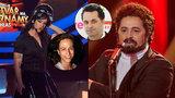 Tvář recykluje zpěváky: Dejdar a Peroutka jsou nuceni se opičit po předchůdcích