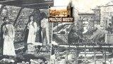 Most Legií ukrývá poselství příštím generacím: Dělníci dělali při stavbě psí kusy
