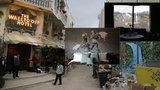 """Otevřeli hotel s """"nejhorším výhledem na světě"""": Vyzdobil ho tajuplný Banksy"""