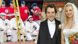 Hvězda seriálu Přátelé Paul Rudd: Hraje v Praze baseball!