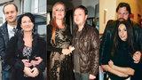 Slavné ženy v zajetí »špatných« mužů: Které celebrity sáhly ve vztahu vedle?