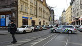 Anonym nahlásil bombu v budově okresního soudu v Praze: Pyrotechnik nic nenašel