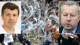 Brabec: Češi jsou v zajetí dodavatelů. S vodou šetří, platí však stále víc