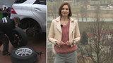 Počasí s Honsovou: Teploty ze 17 °C půjdou k nule. Je čas přezout pneumatiky?