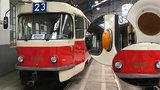 V Praze předělali staré tramvaje na ještě starší. Začíná jezdit retro linka 23