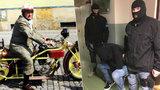 Uprchlí útočníci z Horusic před soudem patrně nestanou: Zmizeli na Ukrajině, tvrdí policie