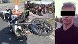 Mirek (†18) zahynul při nehodě na motorce: Kamarádi ho oplakávají a připravují spanilou jízdu