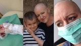 Tereza (36), která onemocněla rakovinou: Řekla jsem si, že skočím z okna