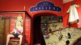 Porno z roku 1925, vibrátory ze skla i perverzní křeslo: To nabízí netradiční muzeum