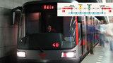 Z Holešovic na Pražského povstání busem nebo tramvají: Metro C čeká výluka