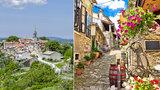 Nejmenší město světa je v Chorvatsku! Hum má jen 30 obyvatel