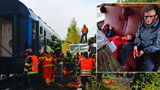 5 mrtvých a desítky zraněných po srážce vlaku s autobusem. V Praze cvičili zásah u nehody
