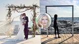 Topmodelka Tereza Maxová: Vrátila se na místo svatebního činu