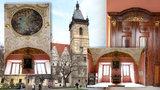 Kapli Novoměstské radnice opravili restaurátoři: Při pracích narazili na vzácné fresky