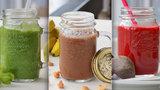 Fůra zdraví ve skleničce! 3 rychlé recepty na smoothie!