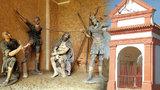 Objevte český Jeruzalém! V Římově mají křížovou cestu jako ve Svaté zemi