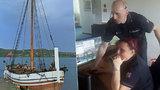 Karlovarští hasiči pomohli Čechovi v Norsku: Spadl z lodi a topil se