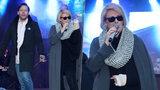 Tereza Černochová nechtěla zklamat fanoušky: Koncert se zlomeninou!