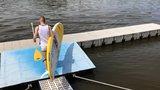 Zákaz paddleboardů v Praze! Milovníci vodní kratochvíle mají pořádný problém