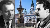 Gottwald a Stalin v Českých Budějovicích skončili. Přišli o čestné občanství
