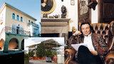 První Gottovo vyjádření k rekonstrukci rodinné vily: Velké plány s Ivančinou Bertramkou!