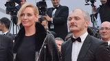 Hvězdy v Cannes a mezi nimi: Čech po boku Umy Thurman!
