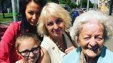 Máma Žilkové slavila 93 a okřála: Našla si mladšího přítele, ale nechce to uspěchat!