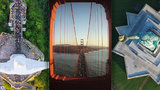 Úchvatné záběry okem dronu: Jak vypadá svět z ptačí perspektivy?