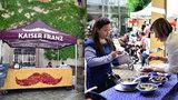 Food festival uprostřed týdne. Zavítejte na brunch k Novoměstské radnici