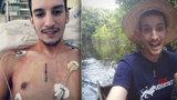Petrovi (23) se po léčbě v Peru rozšířila rakovina: Stále doufám, vzkázal ze zámoří