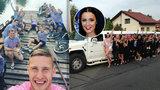 Chlebovská se bude vdávat: Rozlučka se svobodou v limuzíně za balík!