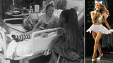 Ariana Grande (23) se vrátila po teroristickém útoku do Manchesteru: Navštívila zraněné děti v nemocnici