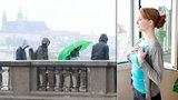Počasí v Praze: Alergikům se uleví. V první polovině týdne občas zaprší