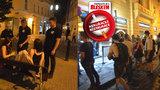 Na kuřáky v Praze poslali ranaře: Co si můžou dovolit? Antikonfliktní tým řeší jednotlivce a nahání hrůzu