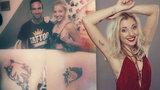 Anička Slováčková se nechala znovu tetovat: Je to jako droga, chci další!