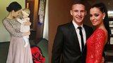 Miss Chlebovská řekne ANO fotbalistovi Kadeřábkovi: Jednu svatbu už má za sebou