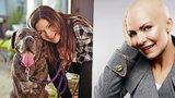 Anna K. zase musí bojovat: Rakovinu mám já i moje fenečka