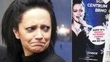 Koncert Lucie Bílé ve slevě! Tohle pro Slavici není moc dobrá zpráva