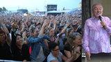 Gott vystupoval v pivovaru: Měl pro fanoušky podivnou zprávu!