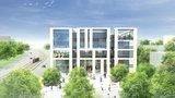 Začala výstavba nové radnice v Praze 12. Zmizí kvůli ní i některé stromy