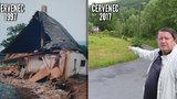 20 let od povodní: Stromy létaly vzduchem jako šípy, vzpomíná obyvatel Vrbna
