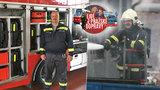 Lukáš (43) dělá hasiče 22 let. Po nehodě při zásahu musel odložit i svatbu