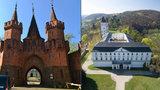 Perla Slezska- Hradec nad Moravicí: Je libo bílý, nebo červený?